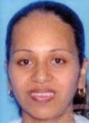ID thief Cardona-Gonzale.